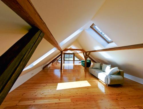 7 motive pentru care mansarda poate fi locuința ta de vis