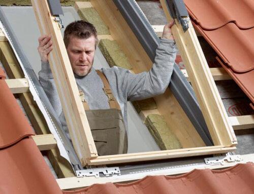 Cum se montează o fereastră de mansardă?