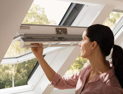 Cum alegi corect tipul de operare al ferestrei de mansardă?