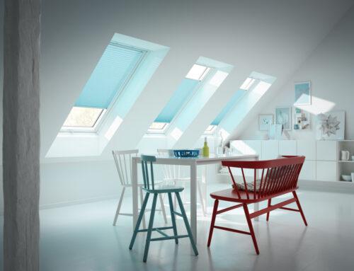 Rulou interior sau rulou exterior pentru ferestrele de mansardă? Cum alegi ruloul potrivit?