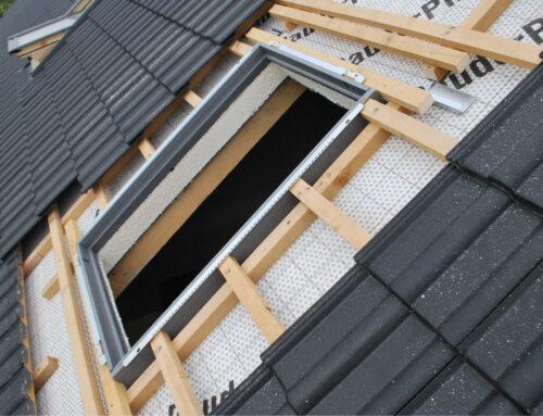Când se montează fereastra de mansardă?