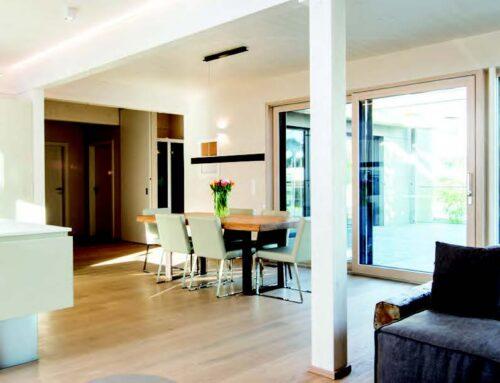 Sistemele cu plăci Knauf Gipsfaser – alegerea ideală pentru construcții pe structură de lemn