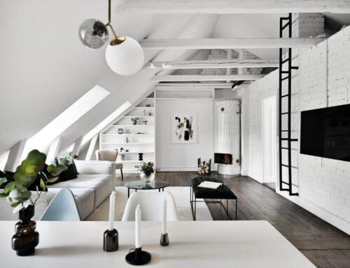 Mansarda ta – spațiul unic al casei care cere puțin și oferă atât de mult în schimb!