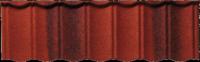 Aerodek Tradition Plus 0,43 Roșu Antic 13