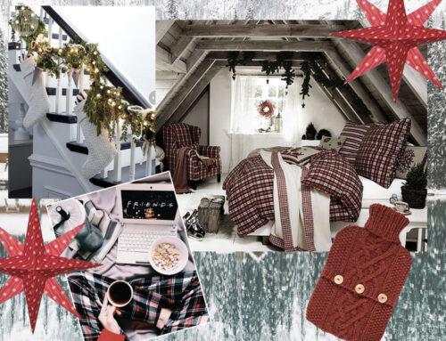 10 idei pentru decorarea mansardei înainte de sărbători